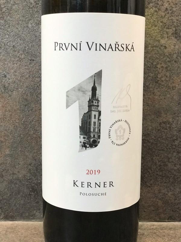 Kerner 2019, výběr z hroznů