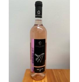 Zweigeltrebe-Rosé 2014, moravské zemské víno